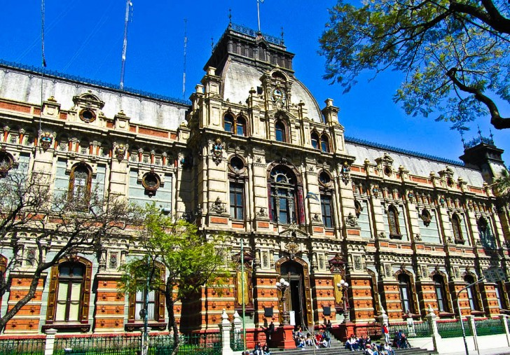 Architecture in Buenos Aires