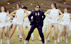 Gangnam Style: Ridiculously Cool Robot Edition in London