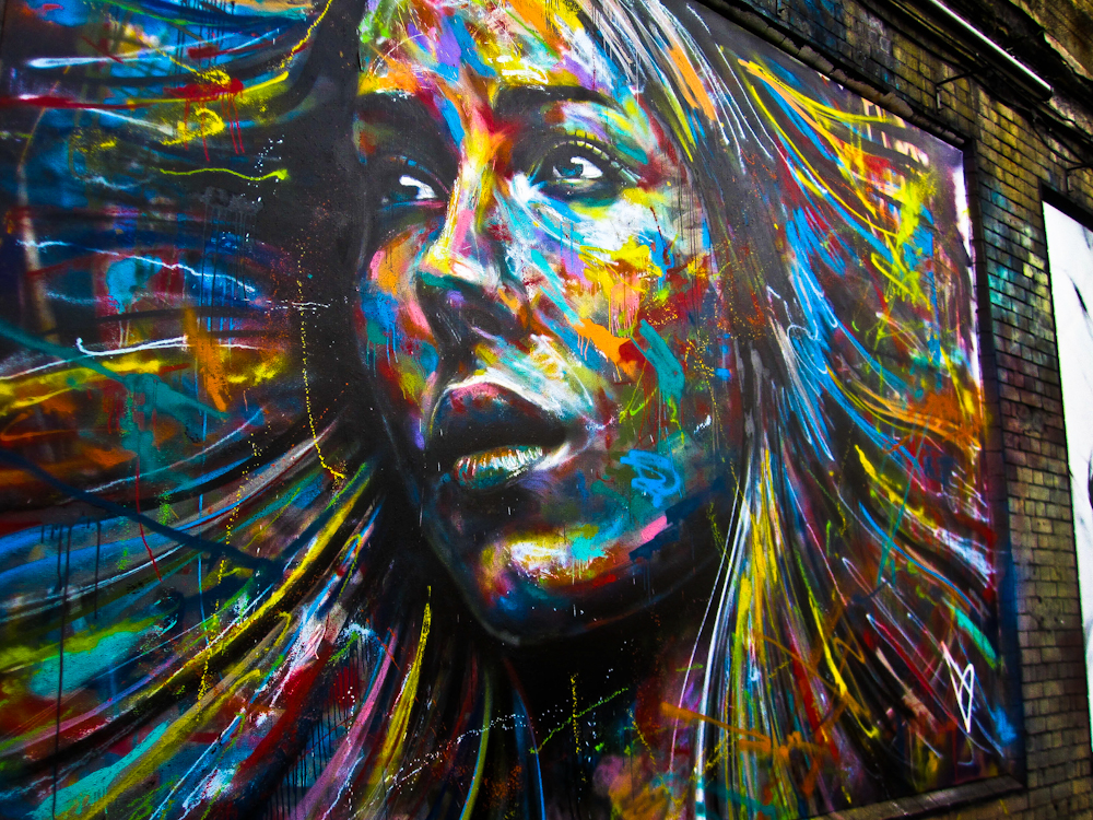 The best street art in the world for Best art galleries in the world