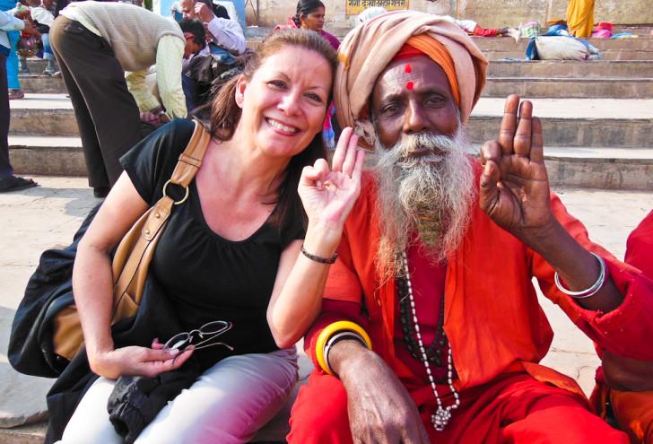 Madame Wandering Trader Varanasi