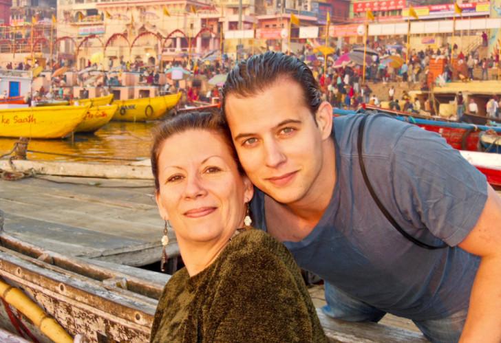 Marcello Arrambide & Madame WanderingTrader