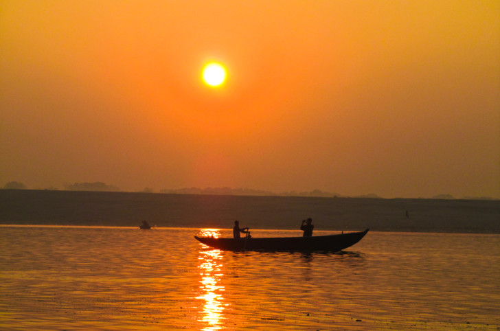 Sunrise Cruise Varanasi