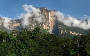 Angel Falls Panoramic