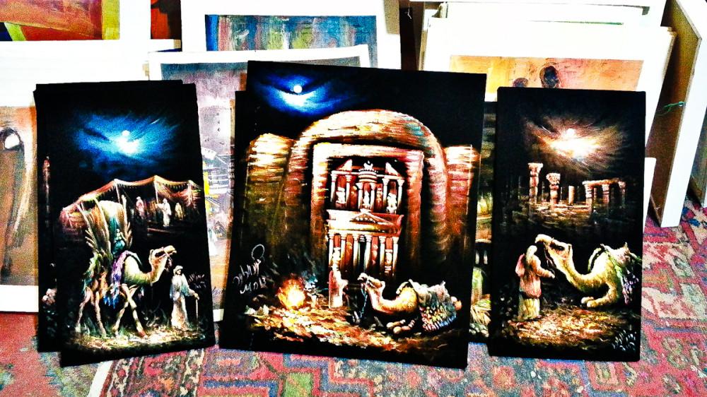 Art in Jordan