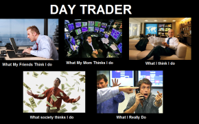 Thumbnail image for How Professional Day Traders Make Money In The Stock Market