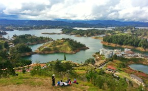 Switzerland of Colombia Guatape