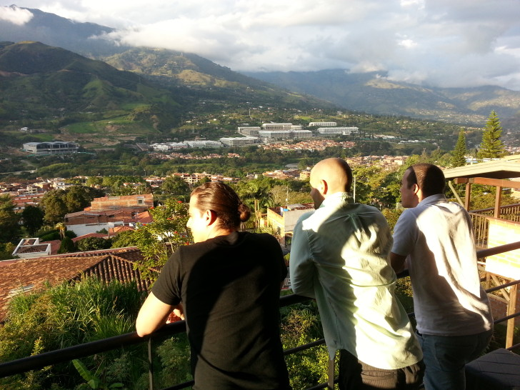 Day Trading In Medellin