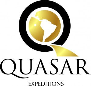 Quasar Expeditions in South America