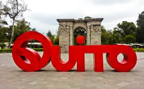 Quito Sign
