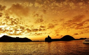 Thumbnail image for Sunset At The Galapagos Islands