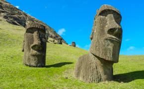 Moai Status Easter Island