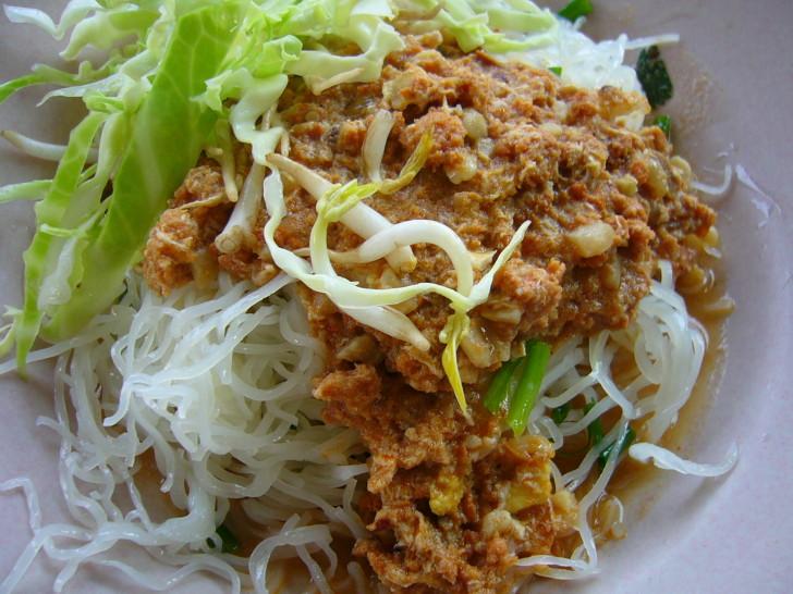 Khanom_Jeen_Nam_Yaa noodles