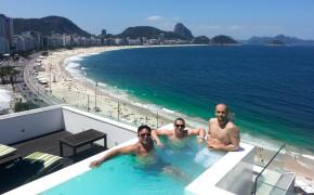 Brazil Penthouse Views
