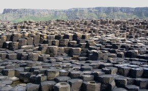 History of the Giant's Causeway
