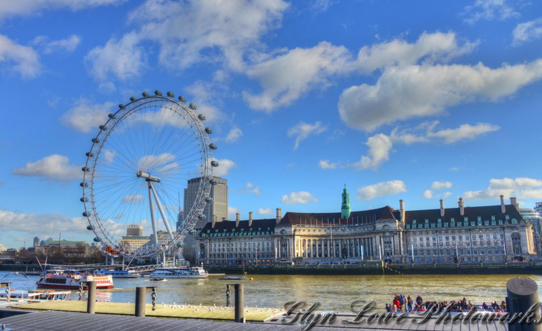 londoneye by Glynlowe
