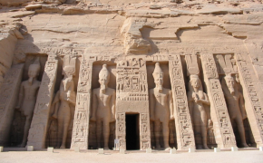 Abu Simbel Temple of Nefertari