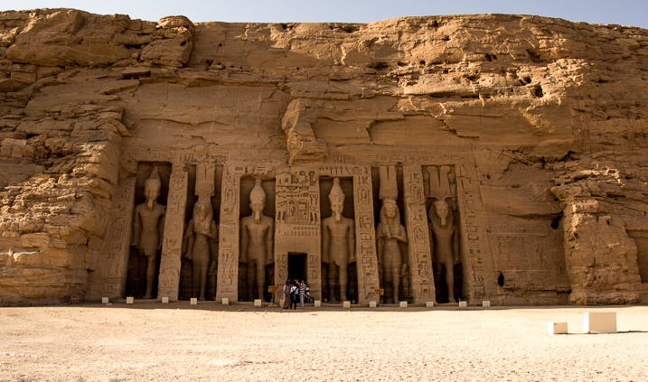 Temples Abu Simbel