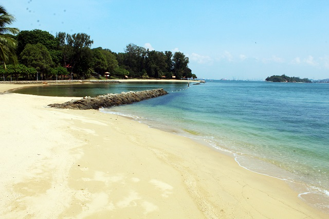 Things to see in Singapore Beaches