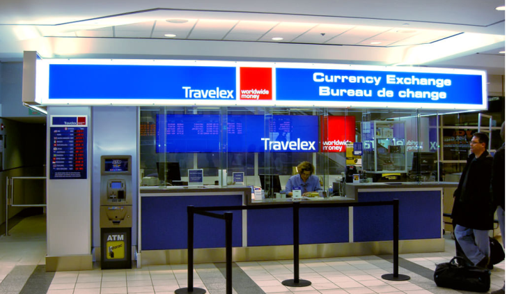 Travelex Exchange Rate Airports