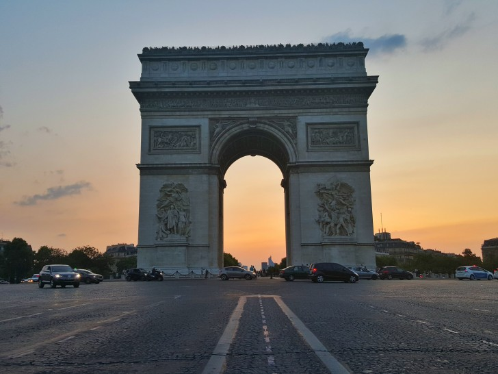 When Is The Best Time To Visit Paris and see the Arc de Triumph
