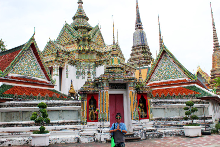 Bangkok tourist attractions, Wat Pho