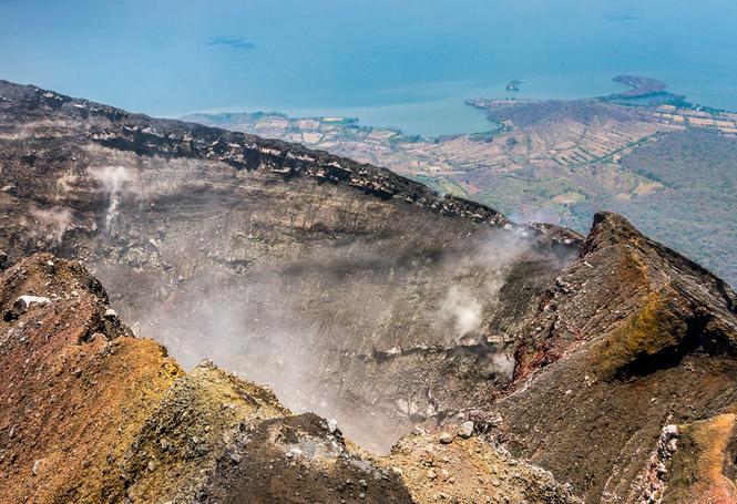 Volcano Concepción, things to do in Nicaragua