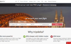 New flight search engine tripcombi can save up to 80% on your next flight with hidden airports!