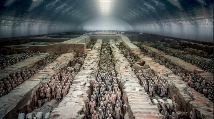 Terracotta Army Facts