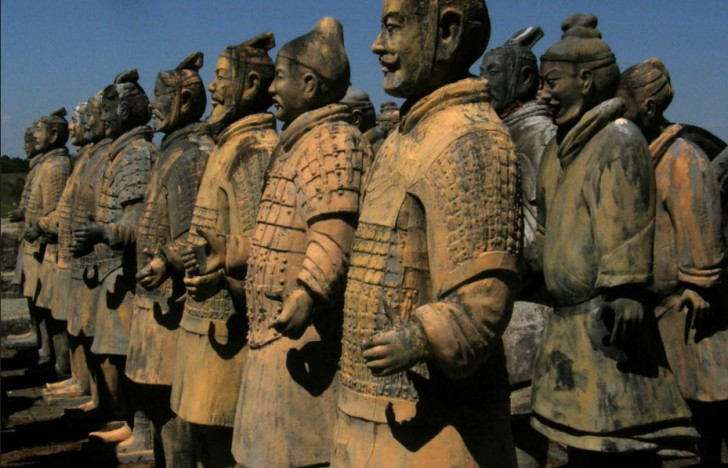 Terracotta Army History