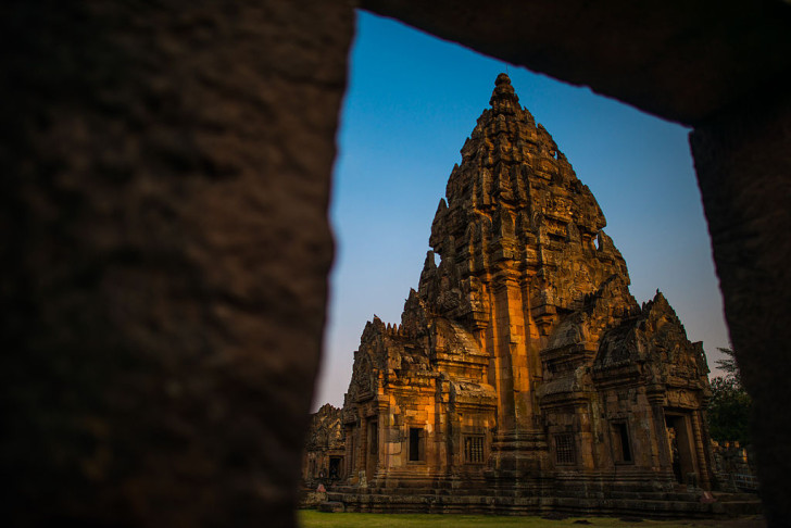 Thailand-attractions-Phanom-Rung