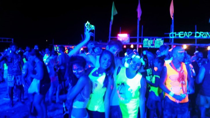 Top Tourist Attractions in Thailand - Full Moon Party