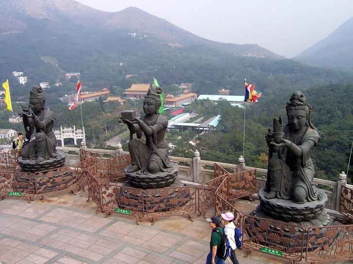 popular Hong Kong attractions