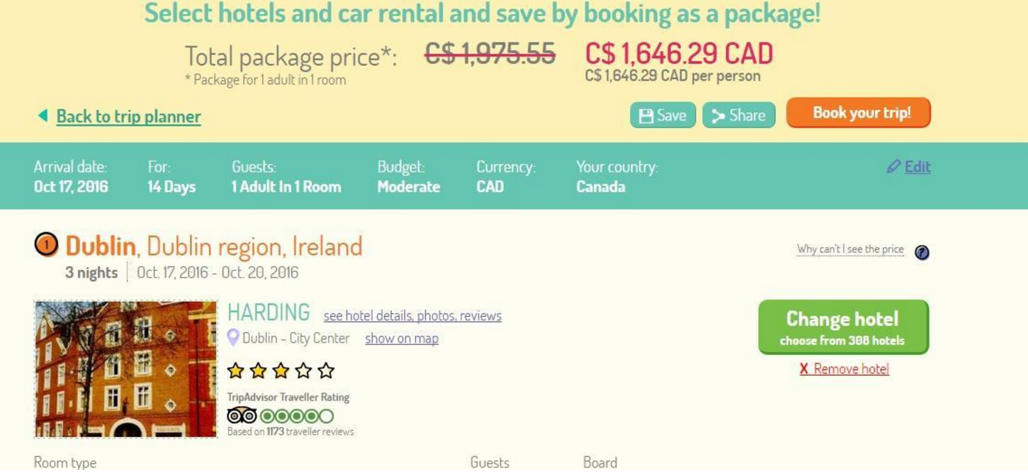 route perfect 3 price ireland