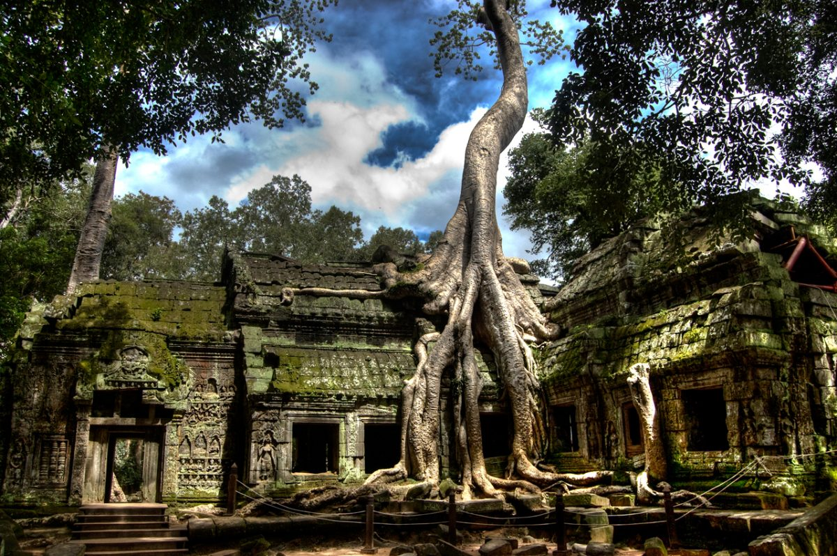 Visiting Angkor Wat: Buddhist Temples in Cambodia