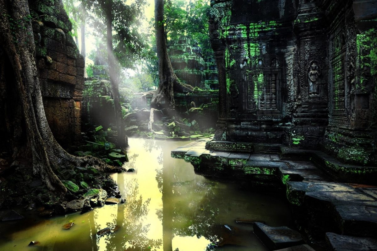 Angkor Wat Cambodia Southeast Asia