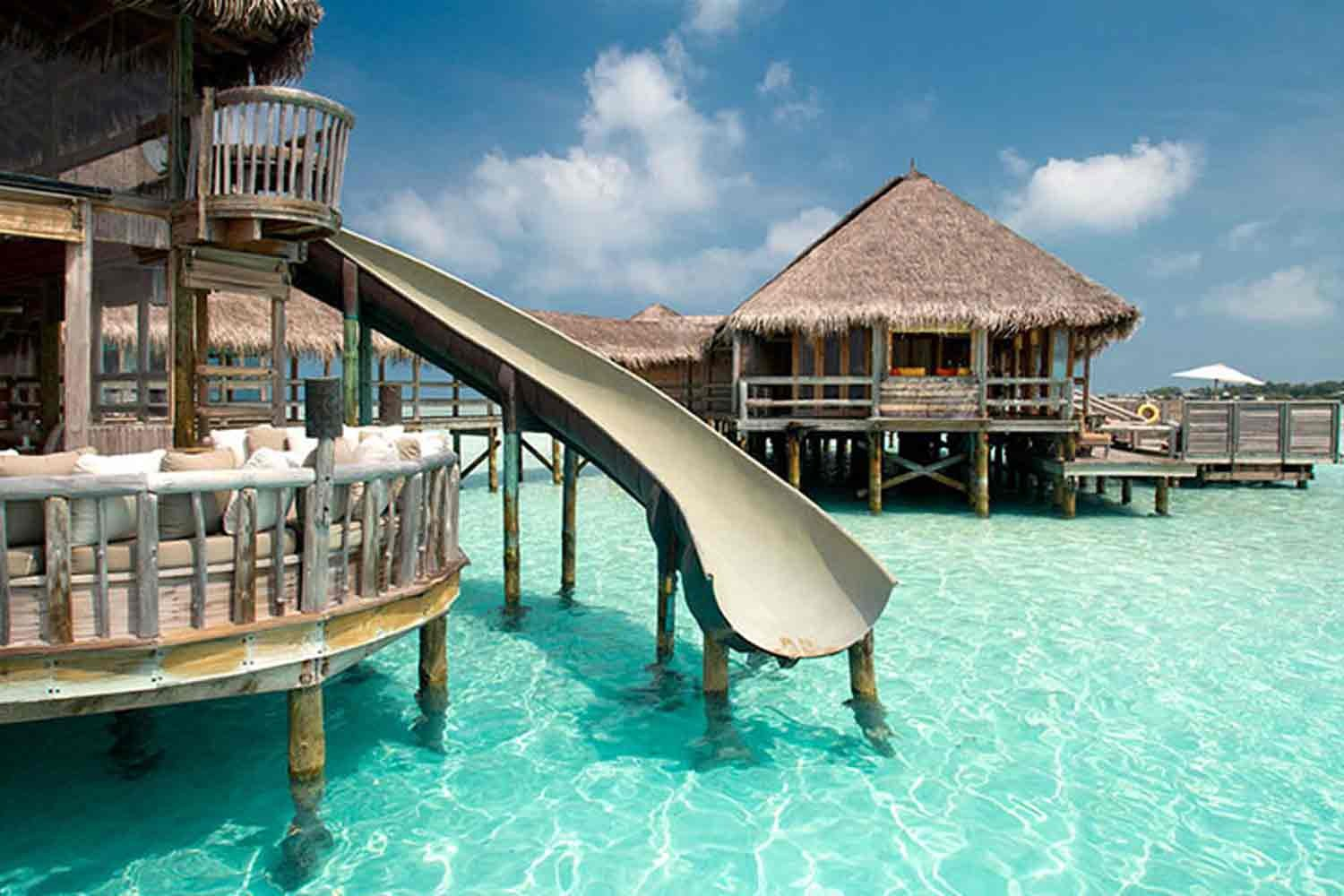Private resorts maldives travel