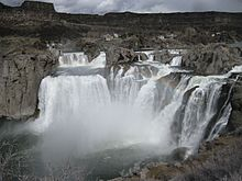 Shoshone Falls: A Natural Wonder On The Snake River In Idaho