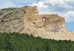 Crazy Horse Monument To Become The World's Largest Sculpture