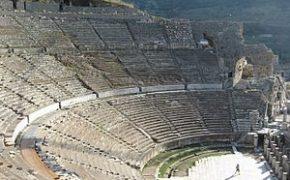 Ephesus In Turkey Glimpse Of The Greco Roman World During