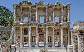 Ephesus In Turkey: Glimpse Of The Greco-Roman World During A Golden Age