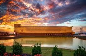 Ark Encounter: Noah's Ark Rebuilt To Match Biblical Full Size And Purpose In Kentucky