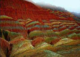 Zhangye Danxia National Geopark