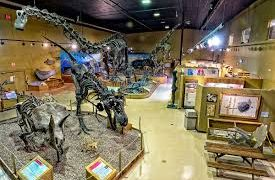 The Amazing Dinosaur Center In Thermopolis, Wyoming