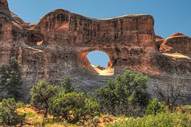 Incredible Arches National Park In Eastern Utah