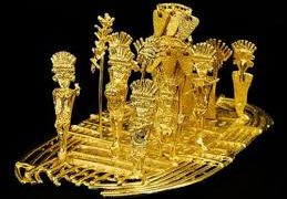 The Fabulous Museum Of Gold (El Museo del Oro) In Bogota, Colombia