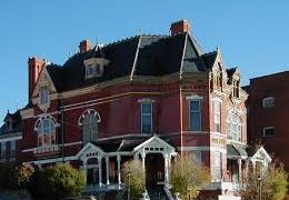 The Copper King Mansion, W.A. Clark Mansion, In Butte Montana