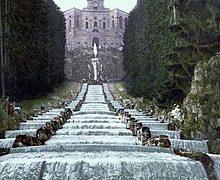 Historical Bergpark Wilhelmshohe of Kassel Germany, Europe's Largest Hillside Park